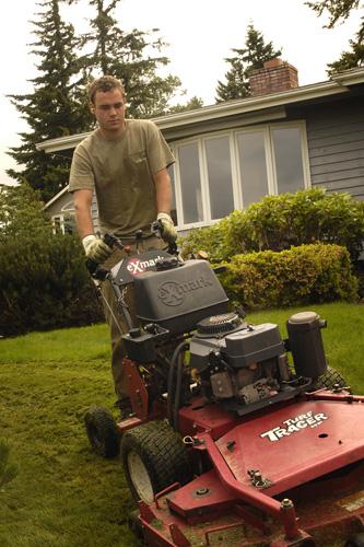 Bellingham Lawn Mowing